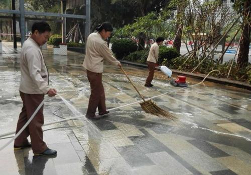 地面地毯清洁