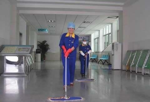 使用惠州清洁公司做保洁的好处