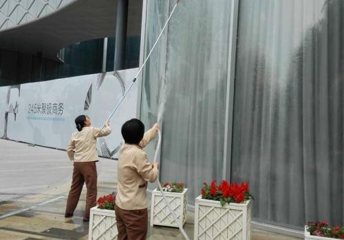 惠州外墙清洗操作规程