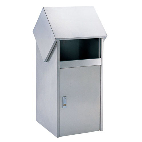 BX-B215清洗工程屋型垃圾桶