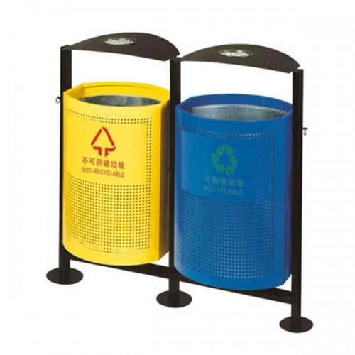BX-B269 惠州清洁分类环保垃圾桶