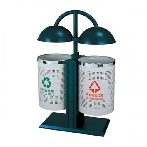 BX-B252 惠州保洁分类环保垃圾桶