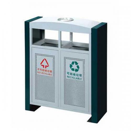 BX-B249 惠州保洁分类环保垃圾桶