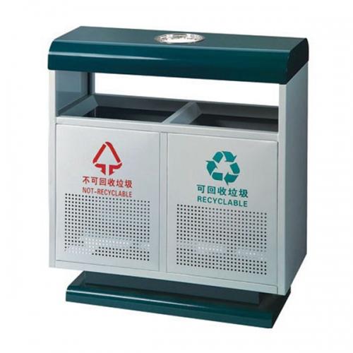 BX-B246 惠州保洁分类环保垃圾桶