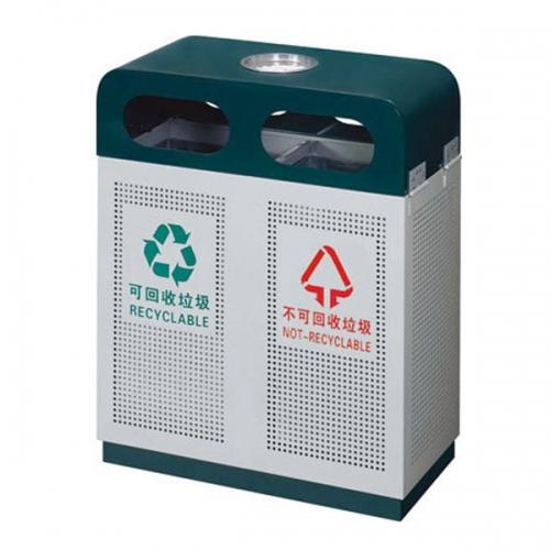 BX-B243 惠州清洁分类环保垃圾桶