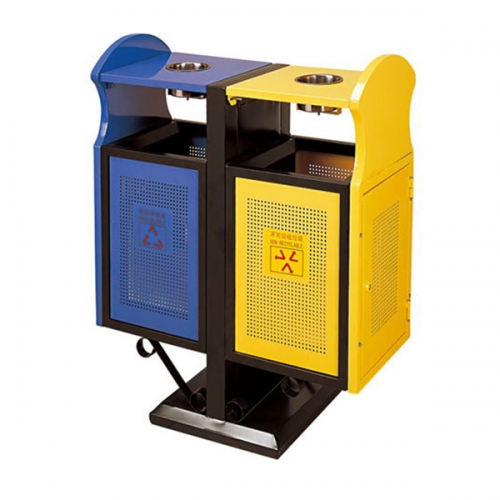 BX-B234清洗工程分类环保垃圾桶