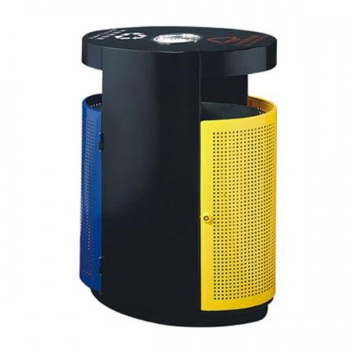 BX-B231 清洗工程分类环保垃圾桶