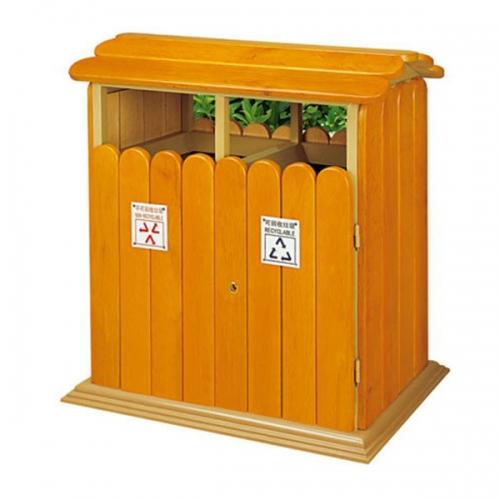 BX-B226 惠州保洁分类环保垃圾桶