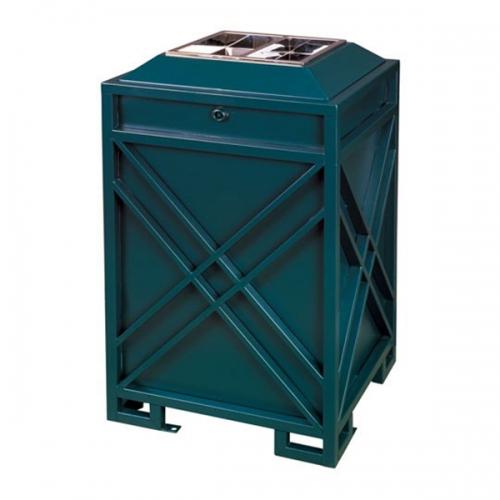 BX-B216惠州清洁户外垃圾桶