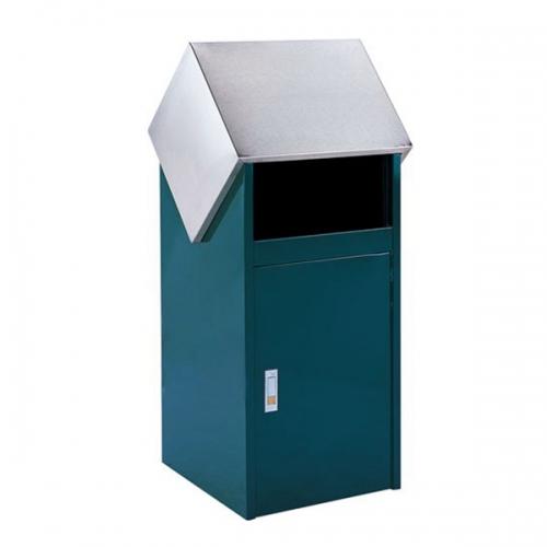 下角BX-B214保洁屋型垃圾桶