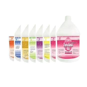 除菌除味剂-清洗工程